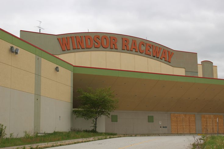 Windsor Raceway To Be Demolished (Gallery)