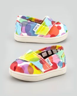 TOMS - Kid's Shoes - Tiny (0-5 YRS) look at these!!! sooo
