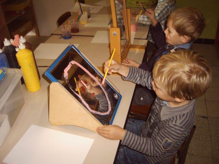 schilderen op spiegels - Google zoeken