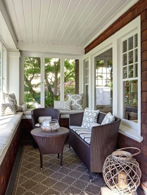 Small Sunroom Decorating Ideas Smart And Creative Decor