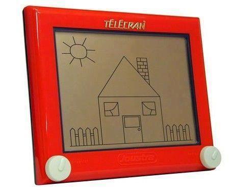 j'adorais ça!!!!!!! (l'ancêtre de la tablette graphique!!)