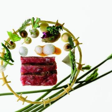 37 best sergio herman images on pinterest restaurant for Avant garde cuisine