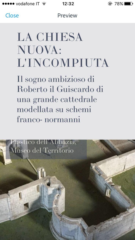 #venosa #incompiuta #abbey #unfinished #matera2019 #basilicata #basilicate #southernitaly #normands #cluny #normanni GiuliaManes Cultural Guide