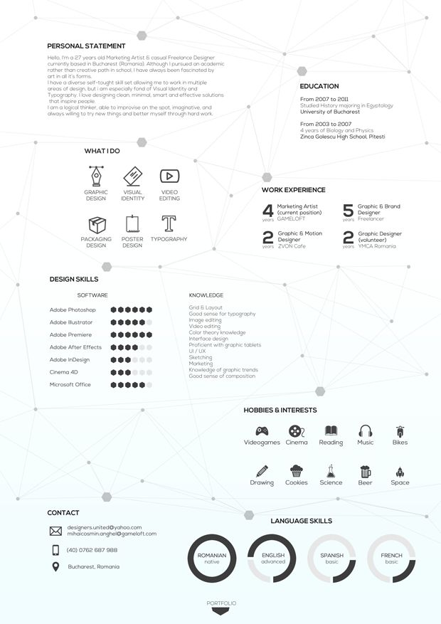 Windows Sys Administration Sample Resume Endearing 7 Best Cv Images On Pinterest  Resume Templates Cv Template And .