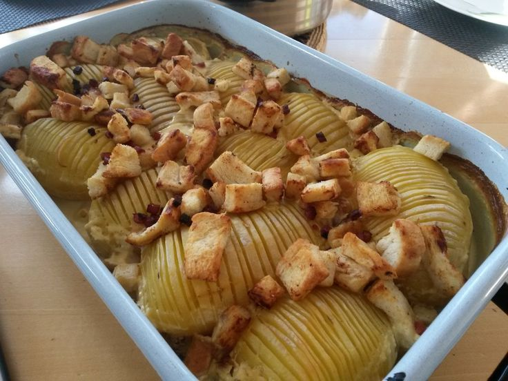 Chefkoch.de Rezept: Schwedische Kartoffeln