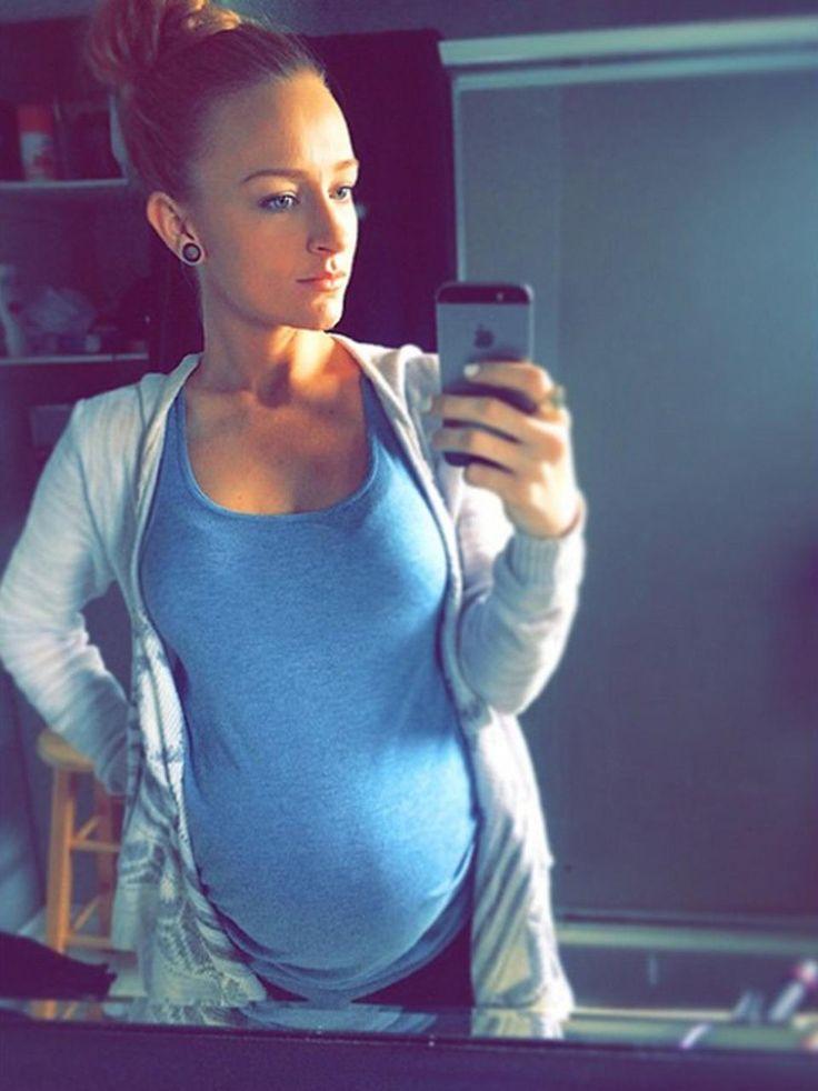 Maci Bookout pregnant
