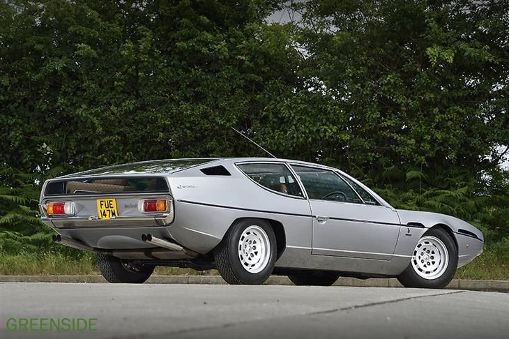 Classic 1973 (UK) RHD Series 111 Lamborghini Espada for sale - Classic & Sports Car (Ref Norfolk)