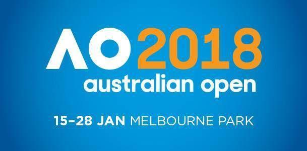 2018 Australian Open Tennis Tv Schedule On Espn Networks Australian Open Tennis Tv Schedule Australian Open