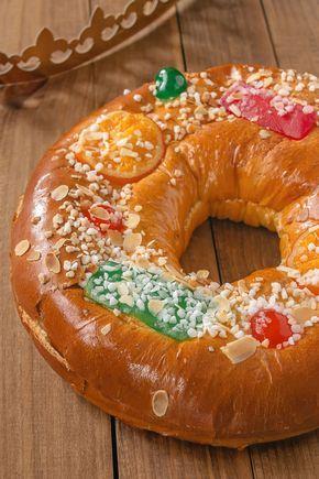 Three Kings Day Bread Recipe: Rosca De Reyes - 12 Tomatoes