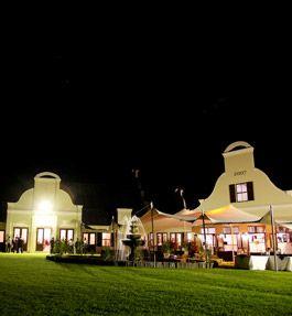 Tramonto Weddings - George wedding venue