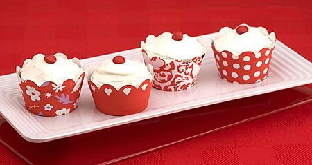 Valentine queque wrappers para imprimir | Ziggity Zoom