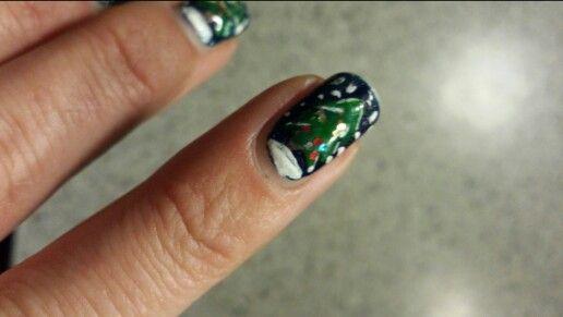 X mas nails