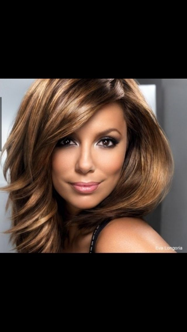 chtain clair eva longoria - Coloration Chatain Trs Clair