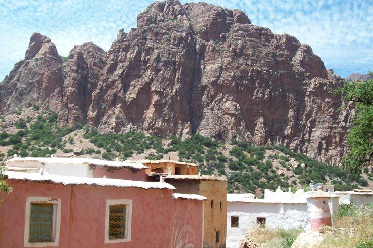 Atlas marocain  Blog Voyage Trace Ta Route   www.trace-ta-route.com http://www.trace-ta-route.com/maroc-randonnee-a-cheval/  #maroc #morocco #atlas