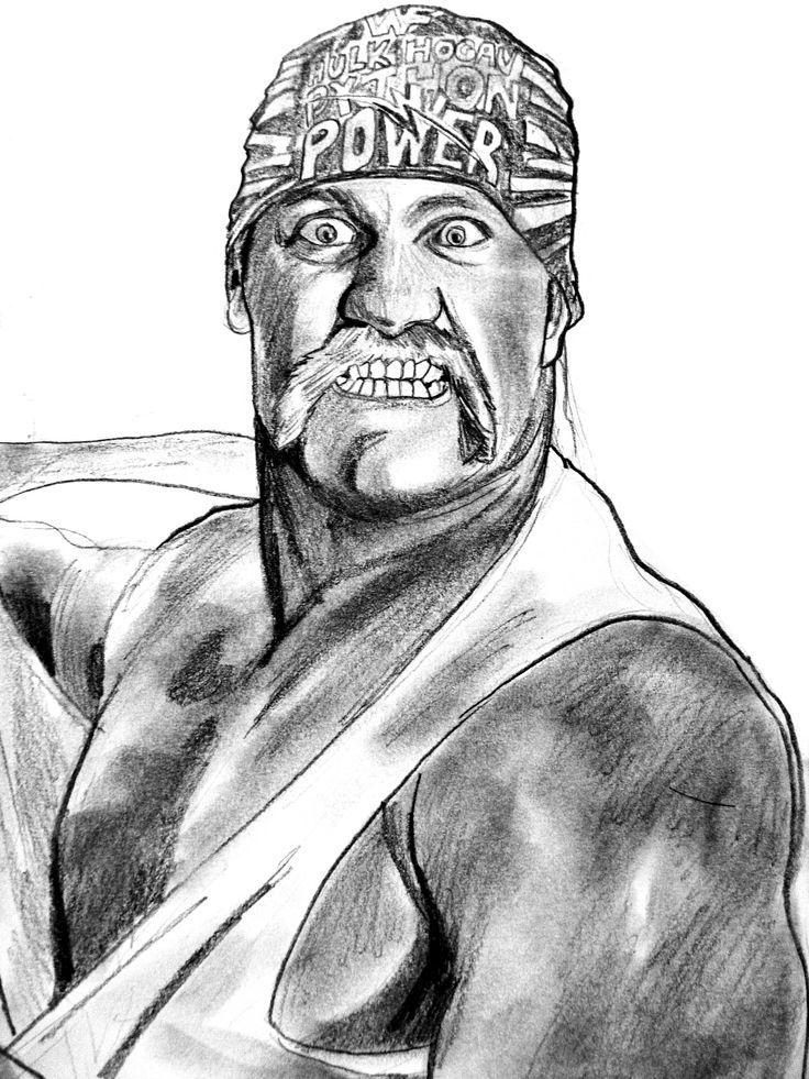 Deviantart Art WWE Hulk Hogan 1 184418189