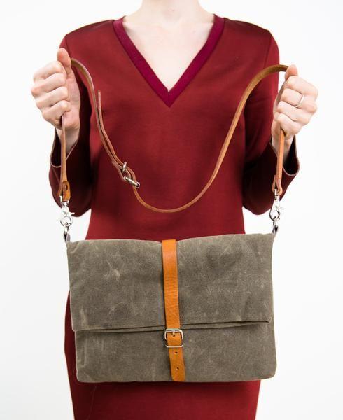 Palm Cross-Body Bag // Kate Sheridan