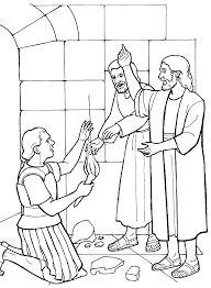 Картинки по запросу paul and silas in prison