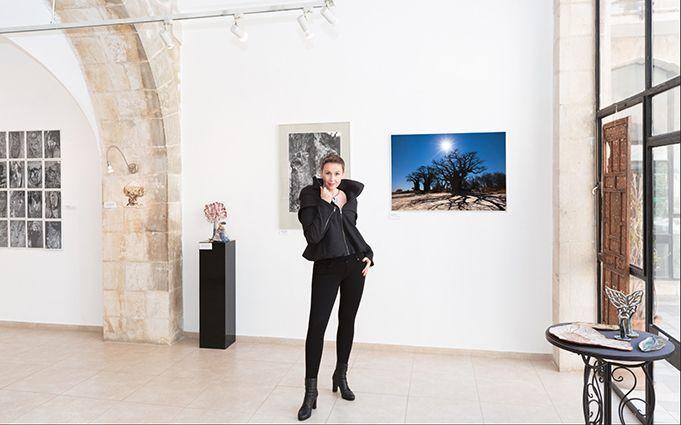 "Exhibition ""Life of a Tree""; Skizza Gallery, Jerusalem House of Quality.  #wystawa #Sikora #exhibition #KatarzynaSikora #artexhibition #wernisaż #artgallery #KaśkaSikora  #Skizza #Gallery #KaśkaPhoto #JerusalemHouseofQuality"