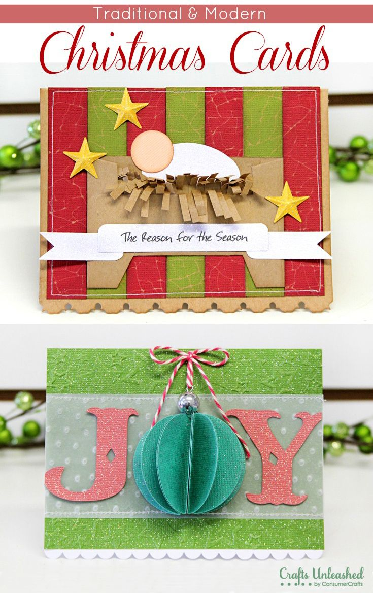 Tutorial   Modern & Traditional Christmas Crafts – Scrap Booking