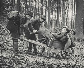 Uber service in the Black Forest is in the primitive stage of development. The technical improvement is a 'tag-team' driver option - Rich Hamell http://www.globalmuseum.org #captioncontest #museum #globalmuseum #humor #humour