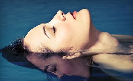 50-Minute Floating Sessions in a Sensory-Deprivation Tank at Urban Float