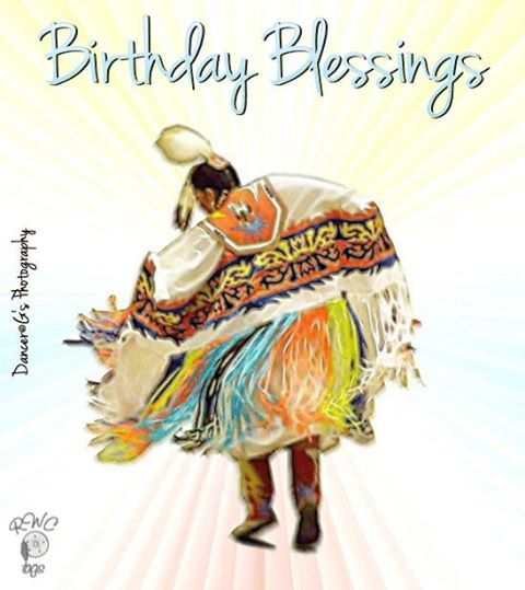 9 best Happy Birthday Blessings images – Native Birthday Cards