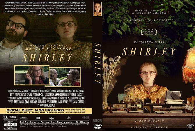 Shirley 2020 In 2020 Dvd Cover Design Custom Dvd Dvd Covers
