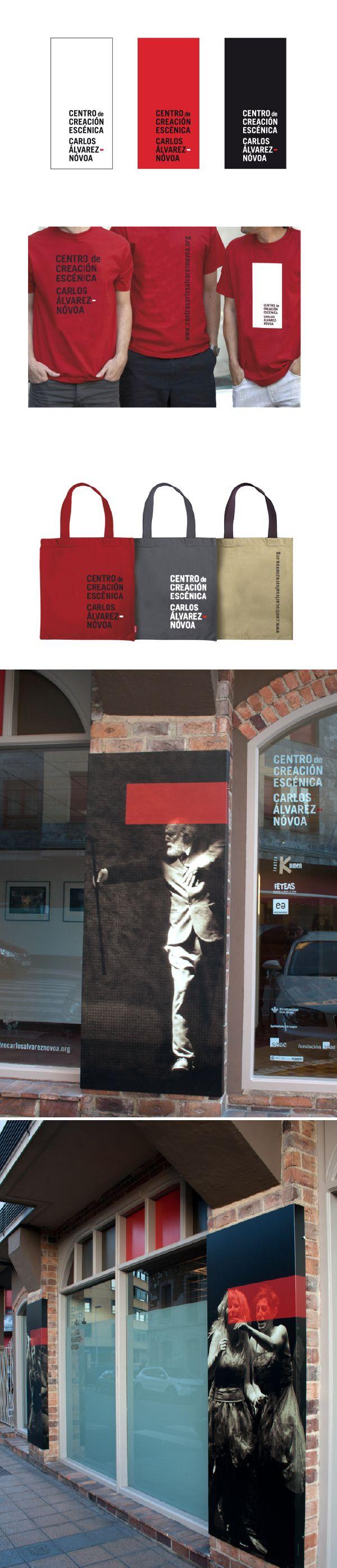 """Centro de Creación Escénica situado en Langreo cuyo nombre es un homenaje al gran actor asturiano ganador de un premio """"Goya"""" por su actuación en la película """"Solas"""" del director  Benito Zambrano."""