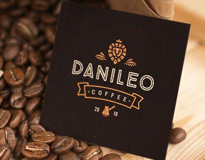 "Check out new work on my @Behance portfolio: ""DANILEO | COFFEE"" http://be.net/gallery/41289781/DANILEO-COFFEE"