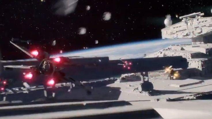 Star Wars: Battlefront II Space Battle Trailer Revealed at GamesCom 2017 #games #gamenews #gamingnews #gaming #gamer #game #gamerguy #gaminglife #gamingposts #gamerlife