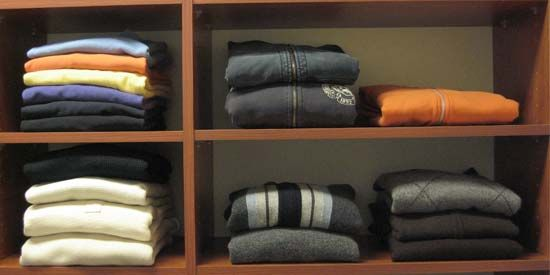 How to Clean and Organize Your Closets.