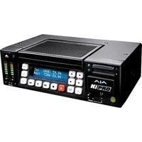 """AJA Ki-PRO HD Video Recorder, 250GB Capacity by Aja. $3995.00. The AJA Ki-PRO is a unique recording device designed to streamline post production workflow by simplifying video acquisition. The unit features both SDI and HDMI inputs, making it compatible with most prosumer and professional cameras. The KiPRO takes advantage of Apple's ProRes technology for a seamless transition from """"lens to post"""". The device records to high-capacity drives or ExpressCard 34 medi..."""