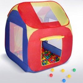 Lasten pallomeriteltta, 59,95 €. Lasten pallomeriteltta, jonka rakennus on erittäin helppoa ja nopeaa! Tämä pallomeriteltta on oiva lahja lapselle, niin tytölle kuin pojalle! Ilmainen kotiinkuljetus! #pallomeriteltta #lastenteltta #teltta