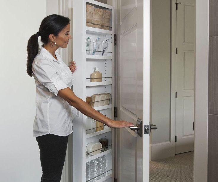 Best 25+ Closet door storage ideas on Pinterest   Door ...