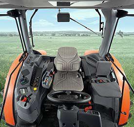 Mid-Size Tractors | MX Series | Kubota Tractor Corporation