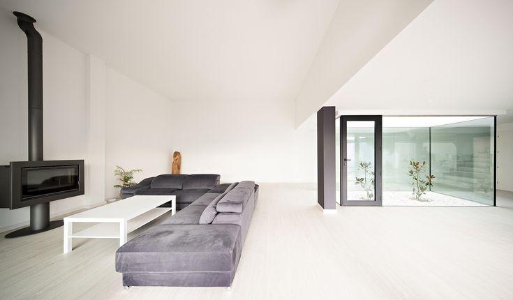 Gallery of Single Family House with Garden / DTR_Studio Arquitectos - 11