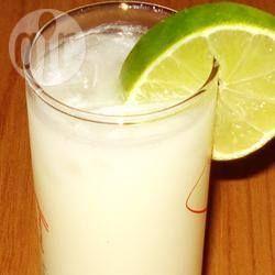 Limonada suíça pra refrescar!!!  :)