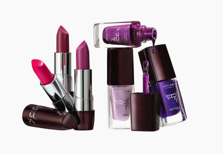 Sensual Velvet collection by Oriflame