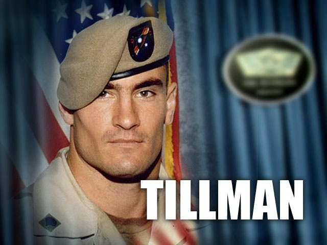 Pat Tillman = Real American Hero