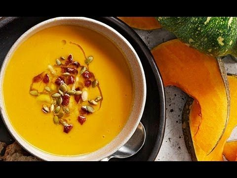 How to make Pumpkin Soup - Coles - YouTube