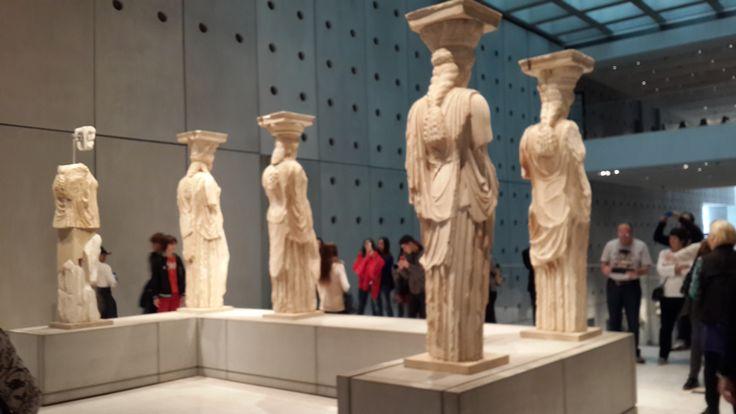 Athens - acropolis museum!!