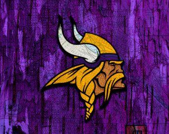 Minnesota Vikings, Minnesota, Minneapolis, Vikings, Vikes, NFL, Football, Sports, Map, Purple, Vintage, Modern, Gift, Christmas, Birthday - Edit Listing - Etsy
