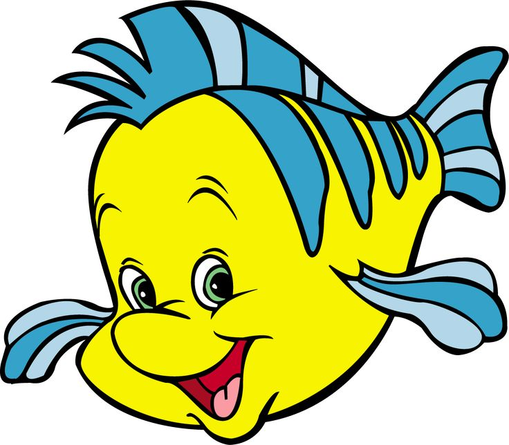 pictures of flounder from the little mermaid 3d Wallpaper ...