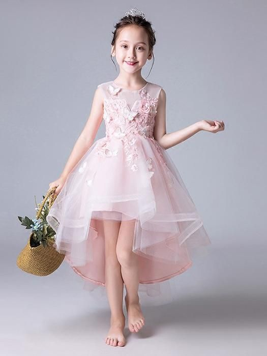 30d486c948 Sweet Girl Embroidered Dress | My Little Princess | Dresses, Baby ...