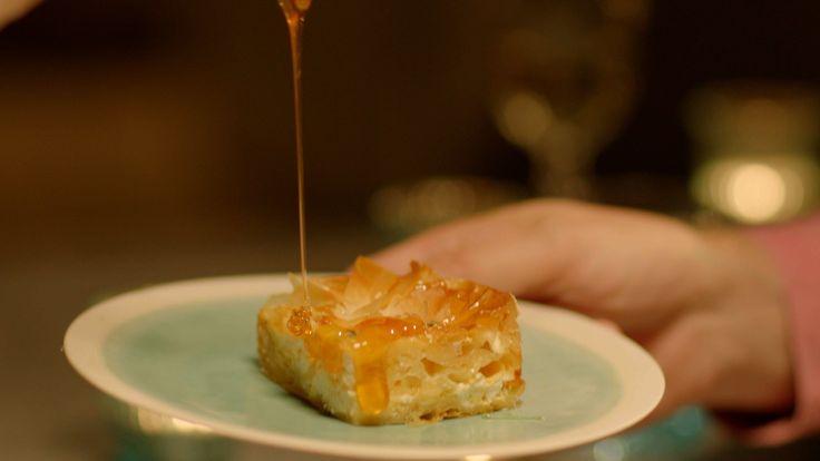 Old rag pie recipe - Simply Nigella: Episode 3 - BBC Two