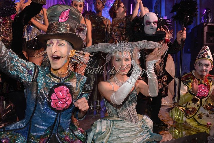 Chris Channing: Master of Ceremonies at 'Ballo del Doge' 2014. Venice Carnival behind closed doors. Antonia Sautter design/event