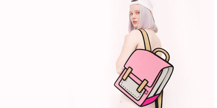 These Purses Look Exactly Like Cartoons and it Will Blow Your Mind  - Seventeen.com