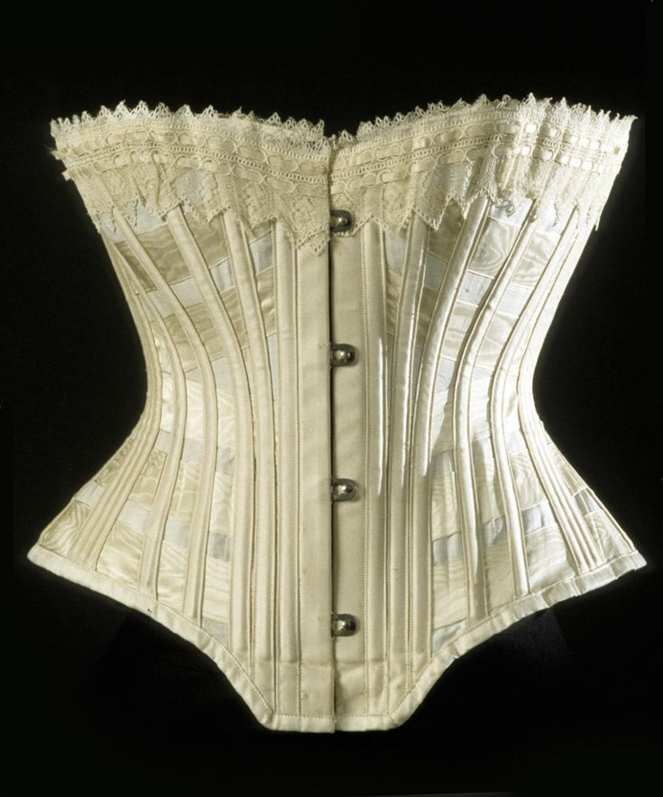 Philadelphia Museum of Art - Collections Object : Woman's Corset 1904