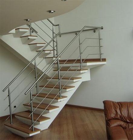 M s de 25 ideas incre bles sobre barandales de acero - Barandales modernos para escaleras ...