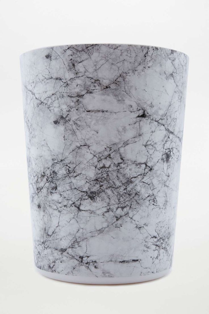 Marble Bin For the Bathroom